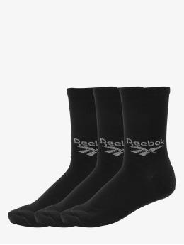Reebok Ponožky Classic FO Crew èierna
