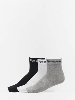 Reebok Ponožky Act Core 3-Pack šedá