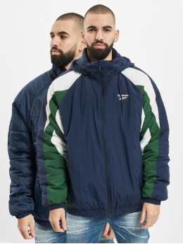 Reebok Puffer Jacket F Twin Vector  blue