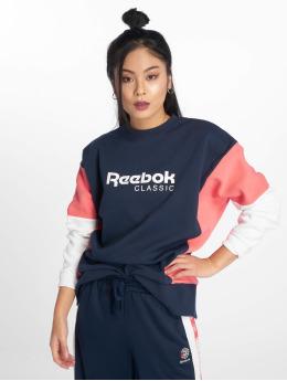 Reebok Pullover Classic A blau