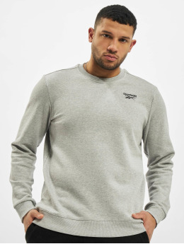Reebok Pullover Identity French Terry grau