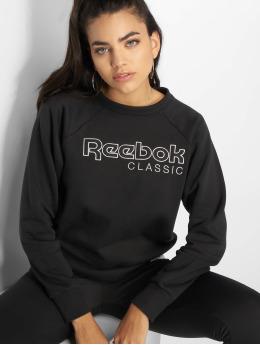 Reebok Pullover AC Iconic Fleece schwarz