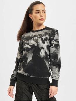 Reebok Pullover Myt Aop Tie Dye schwarz