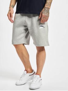Reebok shorts TE Vector Fleece grijs
