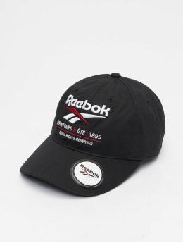 Reebok Snapback Caps Printemps Ete czarny