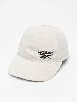 Reebok Snapback Caps Corduroy hvid