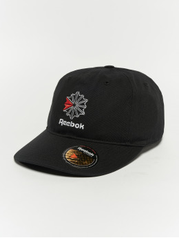 Reebok Snapback Caps Classic musta