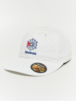 Reebok Snapback Caps Classic valkoinen