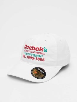 Reebok Snapback Caps Graphic Food  valkoinen