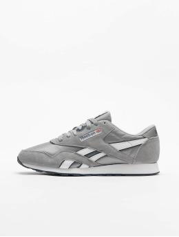 Reebok Sneaker Classics Nylon grigio