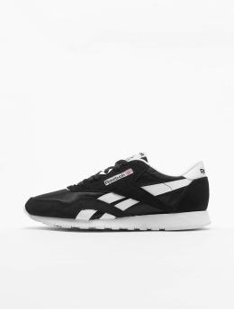 Reebok Sneaker Classic Nylon nero