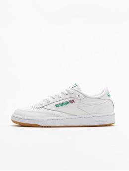 Reebok sneaker Club C 85  wit
