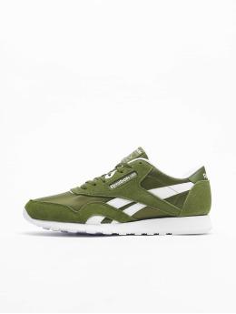 Reebok Sneakers Classics Nylon green