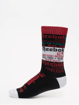 Reebok Socken Classics Graphic schwarz