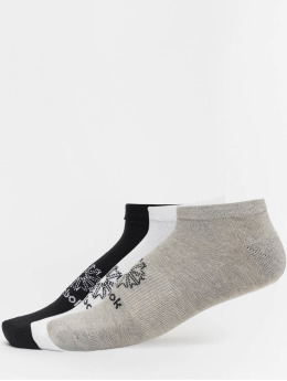 Reebok Socks FO NO Show 3 Pack gray