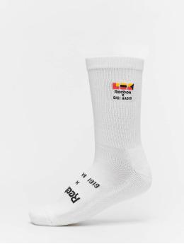 Reebok Sokken Gigi Hadid wit