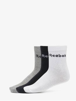 Reebok Sukat Act Core Mid Socks harmaa