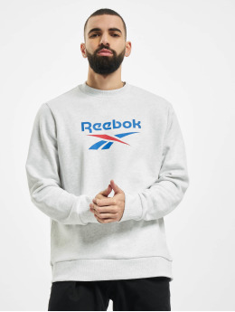 Reebok Swetry Classics F Vector bialy