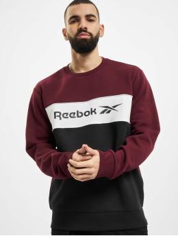 Reebok Swetry Classics F Linear czerwony