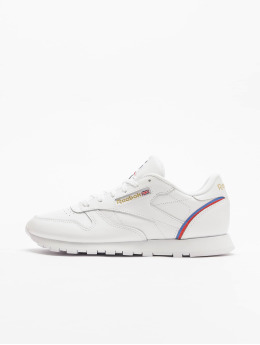 Reebok Tøysko Classic Leather  hvit