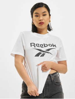Reebok T-Shirt Ri Bl blanc