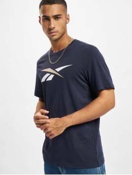 Reebok T-Shirt TE Vector Logo blue