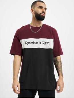 Reebok T-Shirt F Linear rot