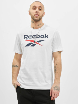 Reebok T-shirt Identity Big Logo vit