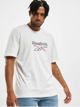 Reebok t-shirt CL F Vector wit