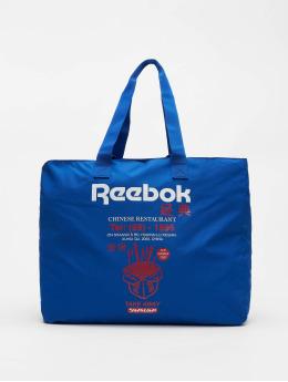 Reebok tas Classics Graphic Food blauw