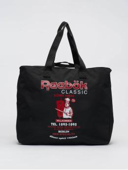 Reebok Tasche Graphic Food schwarz