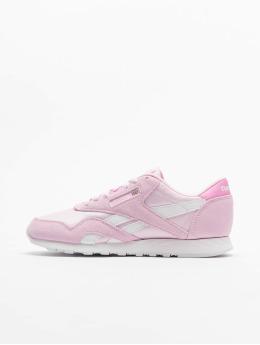 Reebok Tennarit Classic Nylon vaaleanpunainen