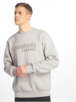 Reebok trui Classic Fleece Crew grijs