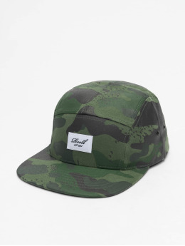 Reell Jeans 5 Panel Caps Military kamuflasje