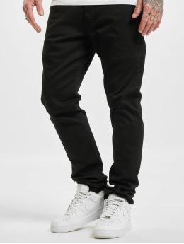 Reell Jeans Cargo Nohavice Flex Tapered èierna