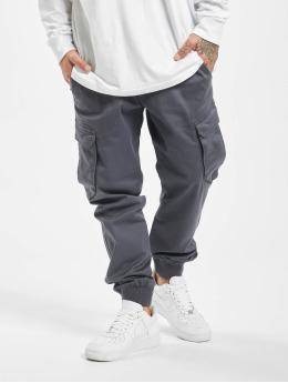 Reell Jeans Cargobroek Reflex Rib grijs