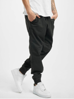 Reell Jeans Cargobroek Reflex Rib Worker LC zwart