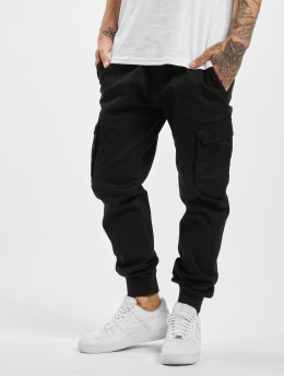 Reell Jeans Cargobuks Reflex Rib  sort