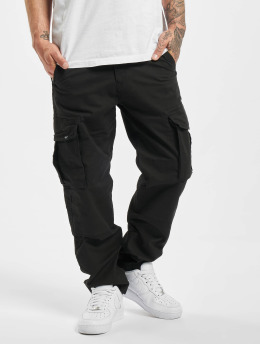 Reell Jeans Cargohose Flex Cargo schwarz