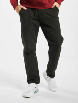 Reell Jeans Chinot/Kangashousut Reflex Easy Worker musta