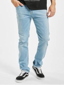 Reell Jeans dżinsy przylegające Skin 2 niebieski