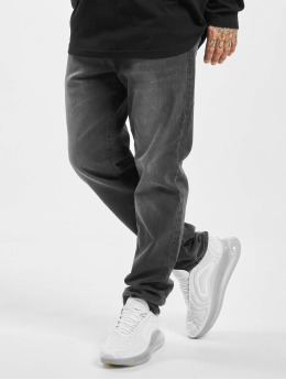 Reell Jeans Dżinsy straight fit Barfly  czarny