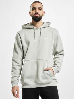 Reell Jeans Felpa con cappuccio Regular Logo grigio