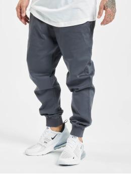 Reell Jeans joggingbroek Reflex Rib grijs