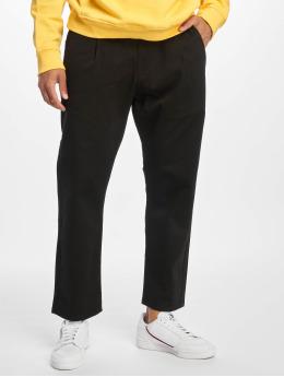 Reell Jeans Látkové kalhoty Reflex Loose čern