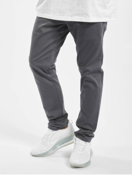 Reell Jeans Látkové kalhoty Flex Tapered šedá