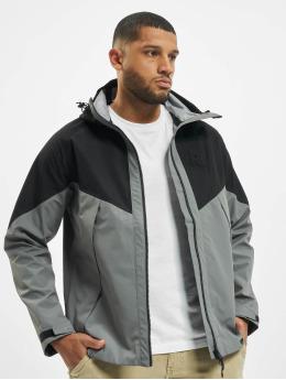 Reell Jeans Manteau hiver Modular Tech gris