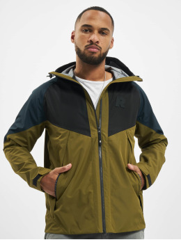 Reell Jeans Manteau hiver Modular Tech olive