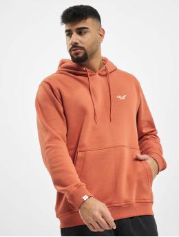 Reell Jeans Mikiny Regular Logo oranžová