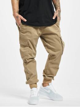 Reell Jeans Pantalon cargo Reflex Rib beige